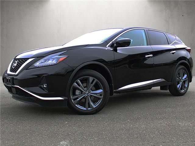 2020 Nissan Murano Platinum (Stk: N21-0005P) in Chilliwack - Image 1 of 18
