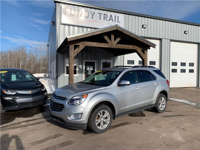 2016 Chevrolet Equinox 1LT (Stk: 20020a) in Sussex - Image 1 of 10