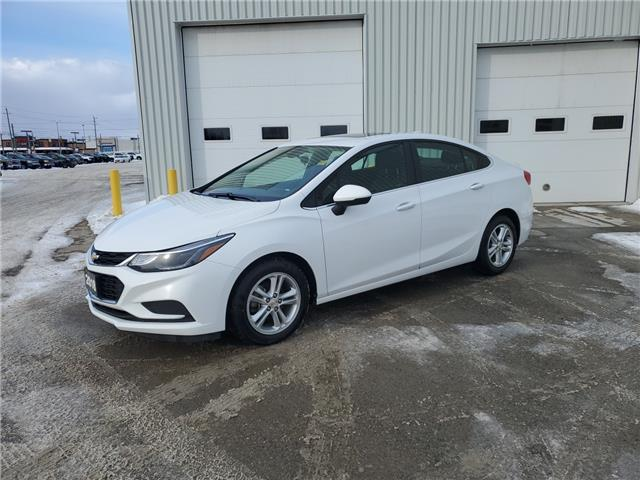 2018 Chevrolet Cruze LT Auto (Stk: P21311A) in Timmins - Image 1 of 10