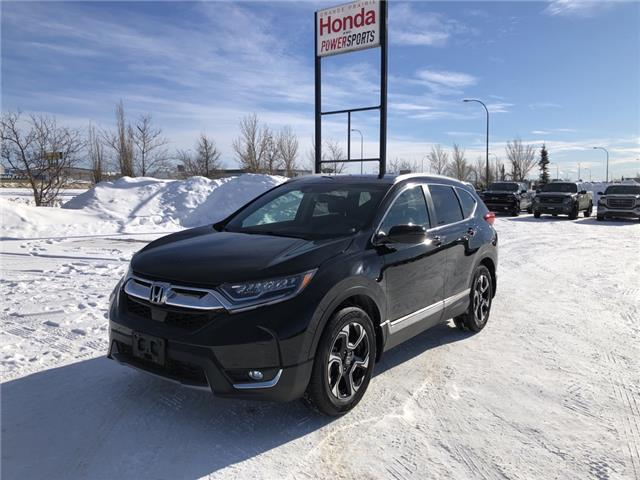 2019 Honda CR-V Touring (Stk: P21-007) in Grande Prairie - Image 1 of 27