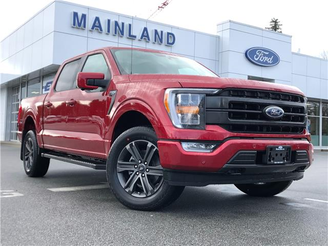 2021 Ford F-150 Lariat (Stk: 21F18850) in Vancouver - Image 1 of 30