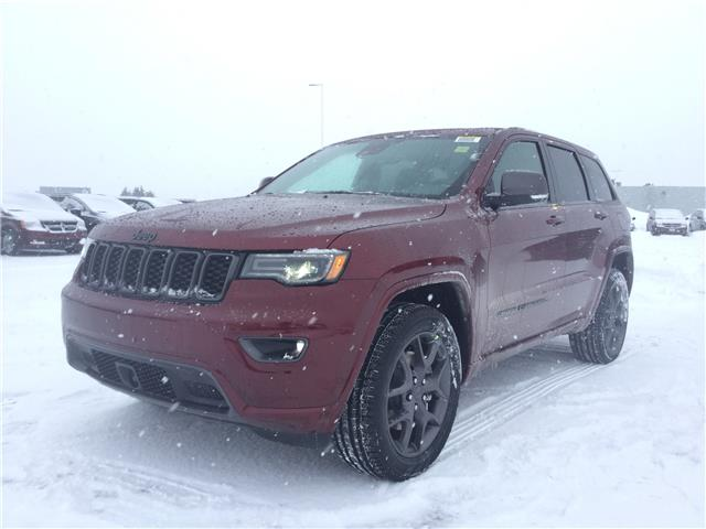 2021 Jeep Grand Cherokee Limited (Stk: M00264) in Kanata - Image 1 of 28