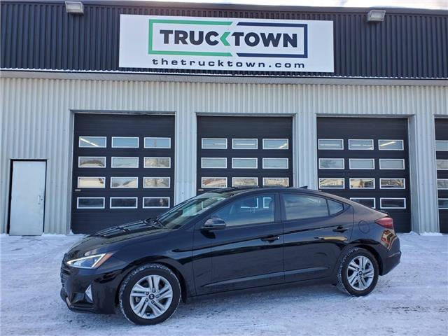 2020 Hyundai Elantra Preferred w/Sun & Safety Package (Stk: T0105) in Smiths Falls - Image 1 of 22