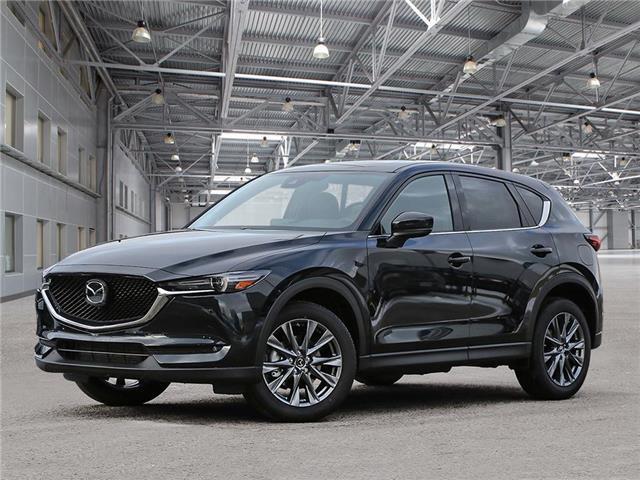 2021 Mazda CX-5 Signature (Stk: 21781) in Toronto - Image 1 of 23