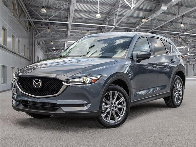 2021 Mazda CX-5 GT w/Turbo (Stk: 21800) in Toronto - Image 1 of 23