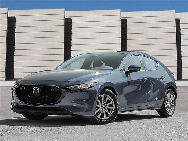 2021 Mazda Mazda3 Sport GS (Stk: 211100) in Toronto - Image 1 of 23