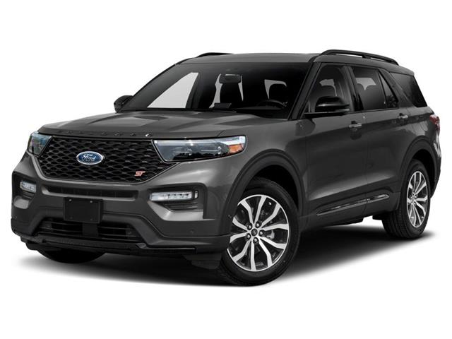 2021 Ford Explorer ST (Stk: M-1123) in Calgary - Image 1 of 9