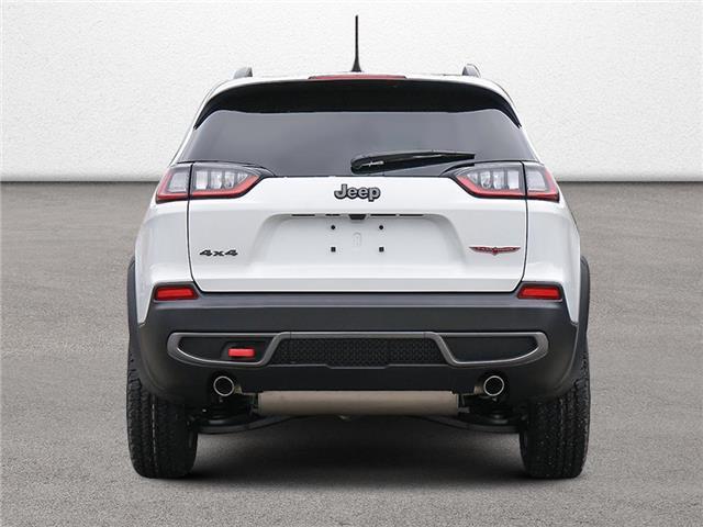 2021 Jeep Cherokee Trailhawk (Stk: 1C4PJM) in Lindsay - Image 1 of 18