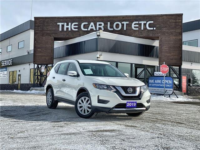 2019 Nissan Rogue S (Stk: 21029) in Sudbury - Image 1 of 23
