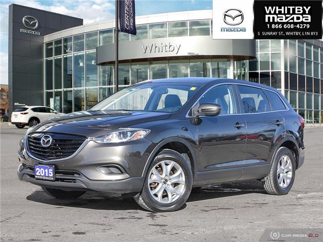 2015 Mazda CX-9 GS (Stk: P17486A) in Whitby - Image 1 of 27
