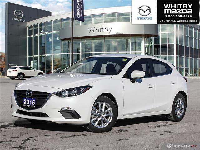 2015 Mazda Mazda3 Sport GS (Stk: P17735) in Whitby - Image 1 of 27