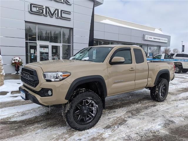 2017 Toyota Tacoma TRD Off Road (Stk: 21154AA) in Orangeville - Image 1 of 19