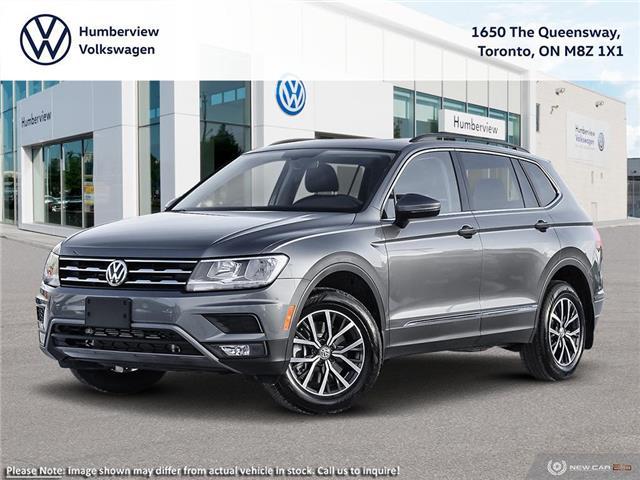 2021 Volkswagen Tiguan Comfortline (Stk: 98356) in Toronto - Image 1 of 10