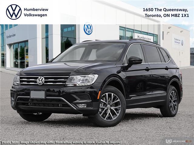 2021 Volkswagen Tiguan Comfortline (Stk: 98357) in Toronto - Image 1 of 10
