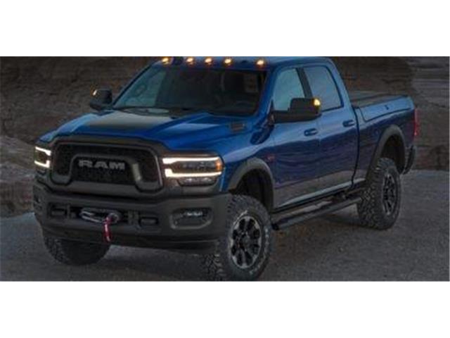2021 RAM 2500