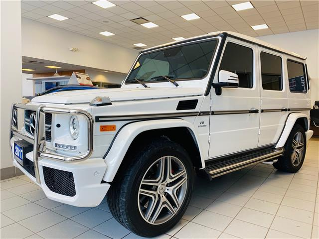 2017 Mercedes-Benz AMG G 63 Base (Stk: ) in Thornhill - Image 1 of 24