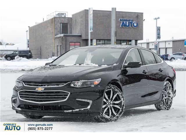 2018 Chevrolet Malibu LT (Stk: 292968) in Milton - Image 1 of 21