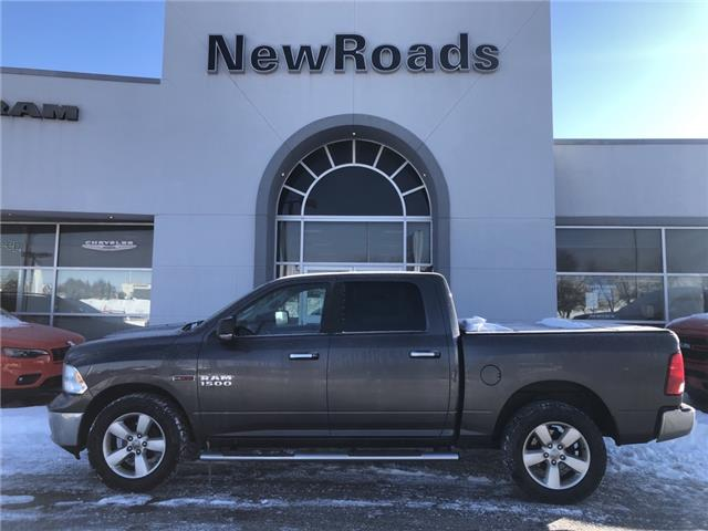 2018 RAM 1500 SLT (Stk: 25324T) in Newmarket - Image 1 of 2