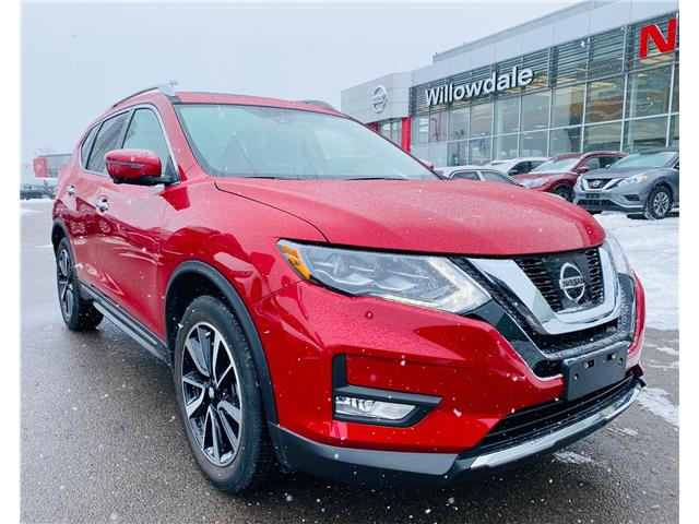 2017 Nissan Rogue SL Platinum (Stk: C35732) in Thornhill - Image 1 of 22