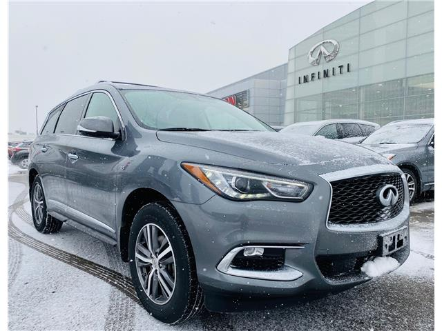 2018 Infiniti QX60 Base (Stk: H9466A) in Thornhill - Image 1 of 20