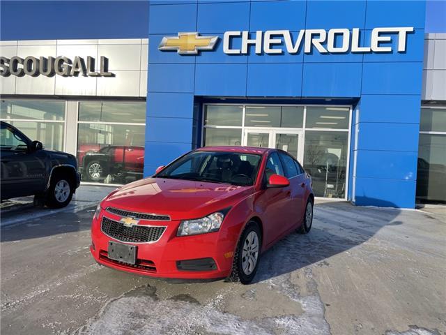 2014 Chevrolet Cruze 1LT (Stk: 147216) in Fort MacLeod - Image 1 of 7