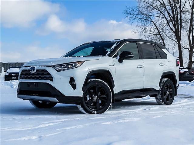 2021 Toyota RAV4 Hybrid XLE (Stk: 15227) in Waterloo - Image 1 of 20