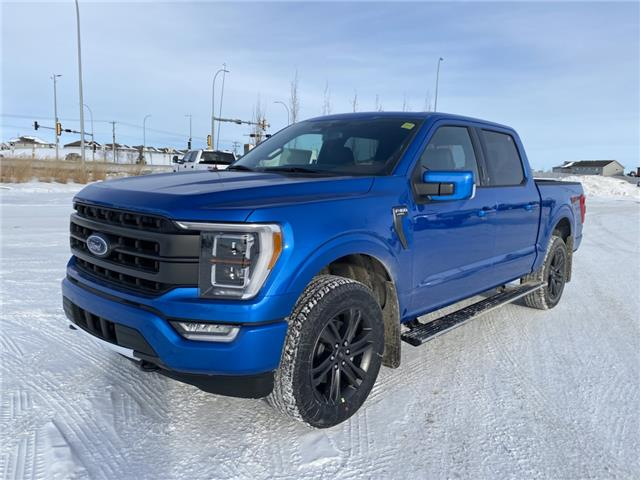 2021 Ford F-150 Lariat (Stk: MLT025) in Fort Saskatchewan - Image 1 of 22