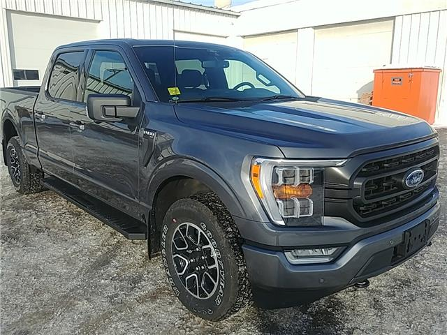 2021 Ford F-150 XLT (Stk: 21T002) in Quesnel - Image 1 of 14