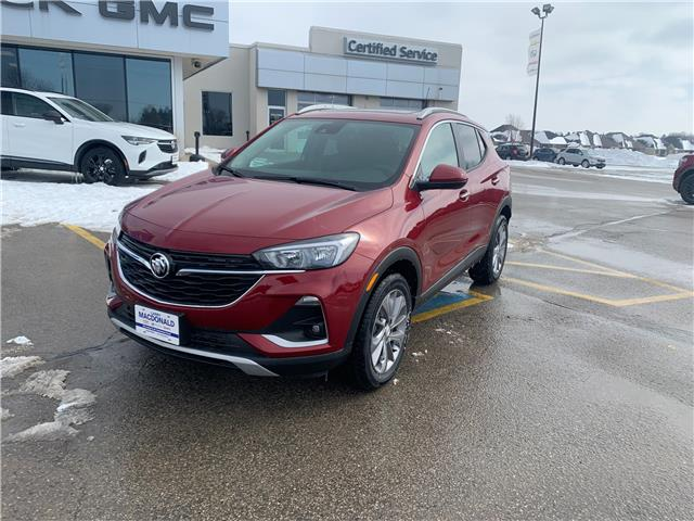 2021 Buick Encore GX Select (Stk: 47655) in Strathroy - Image 1 of 7