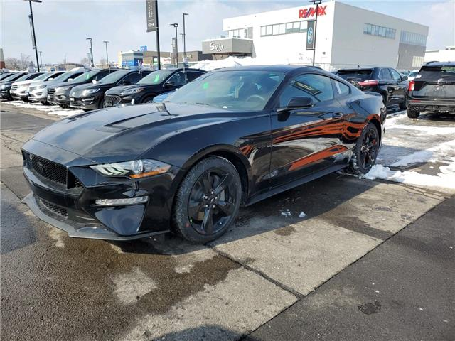 2021 Ford Mustang GT (Stk: 210055) in Hamilton - Image 1 of 14
