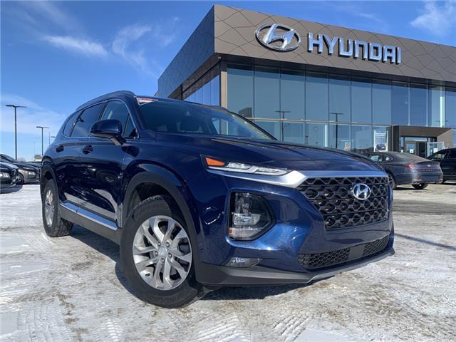 2020 Hyundai Santa Fe Essential 2.4  w/Safety Package 5NMS2CAD8LH228709 H2701 in Saskatoon