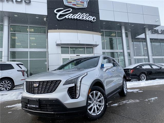 2021 Cadillac XT4 Luxury (Stk: F065853) in Newmarket - Image 1 of 29