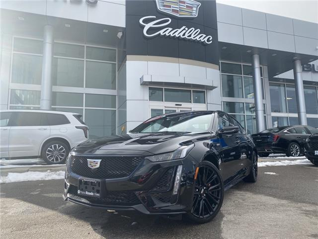 2021 Cadillac CT5 V-Series (Stk: 0115297) in Newmarket - Image 1 of 30