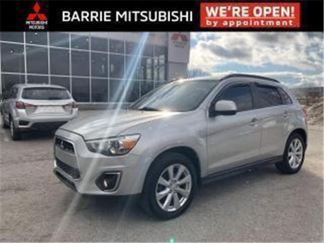 2014 Mitsubishi RVR  (Stk: 00627) in Barrie - Image 1 of 28