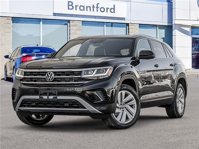 2021 Volkswagen Atlas Cross Sport 3.6 FSI Highline (Stk: AS21713) in Brantford - Image 1 of 23