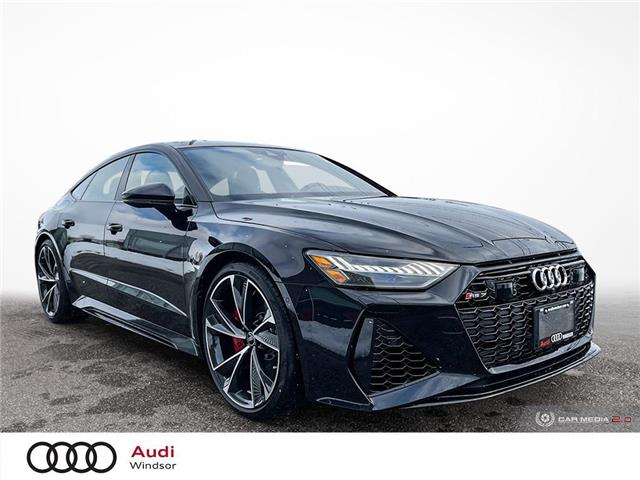 2021 Audi RS 7 4.0T (Stk: 21087) in Windsor - Image 1 of 30