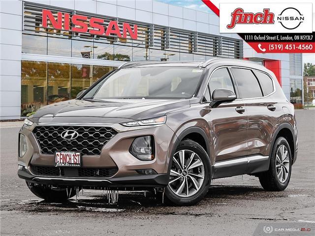 2020 Hyundai Santa Fe  5NMS3CAA6LH143659 06532-A in London