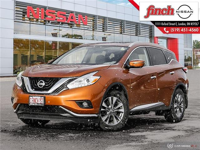 2017 Nissan Murano SL (Stk: 16045-A) in London - Image 1 of 28