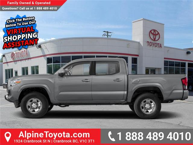 2021 Toyota Tacoma Base (Stk: X256619) in Cranbrook - Image 1 of 1