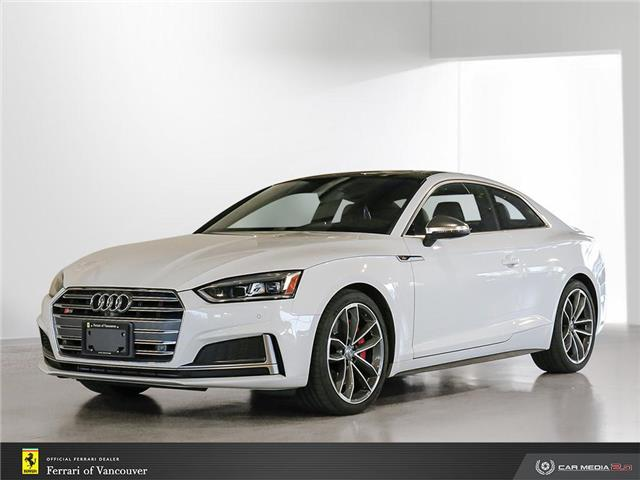 2018 Audi S5 3.0T Technik (Stk: C0133AA) in Vancouver - Image 1 of 10