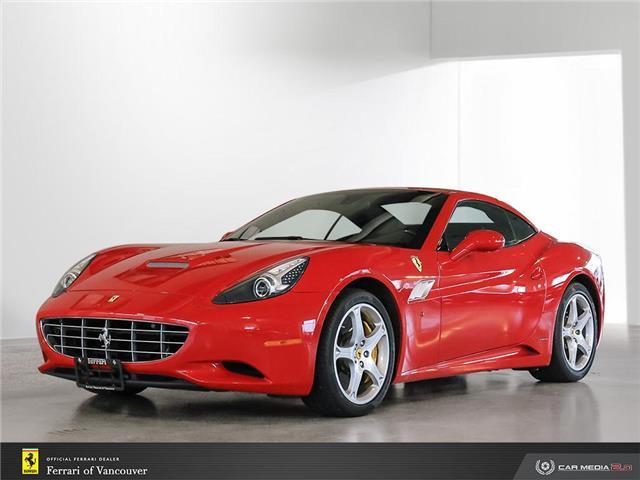 2013 Ferrari California Base (Stk: C0134) in Vancouver - Image 1 of 10