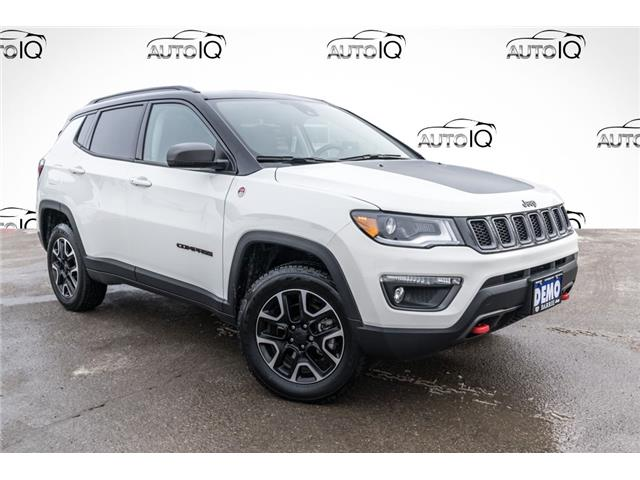 2020 Jeep Compass Trailhawk (Stk: 33519D) in Barrie - Image 1 of 25