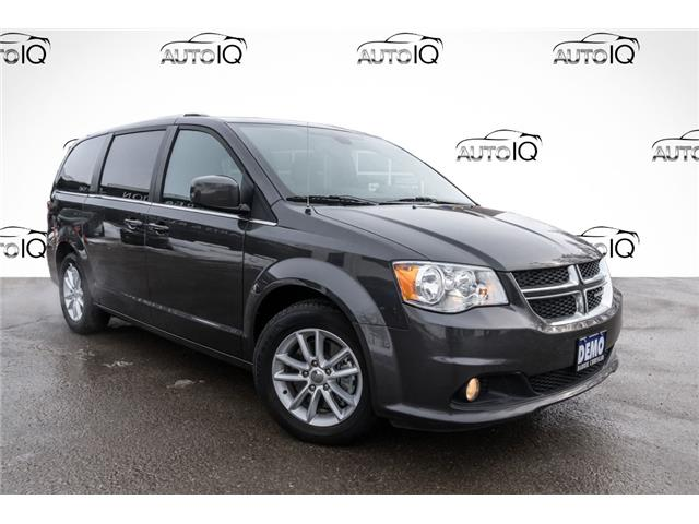 2020 Dodge Grand Caravan Premium Plus Grey