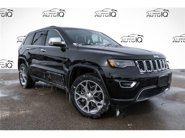 2021 Jeep Grand Cherokee Limited (Stk: 34820) in Barrie - Image 1 of 23