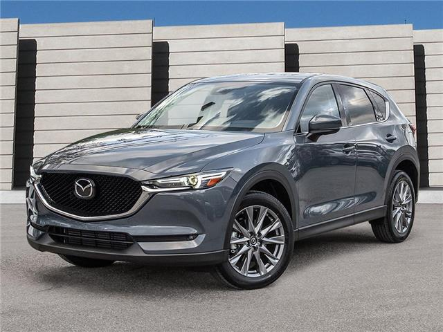 2021 Mazda CX-5 GT w/Turbo (Stk: 211112) in Toronto - Image 1 of 23
