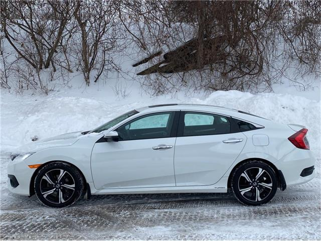 2017 Honda Civic Touring (Stk: K1076A) in London - Image 1 of 26