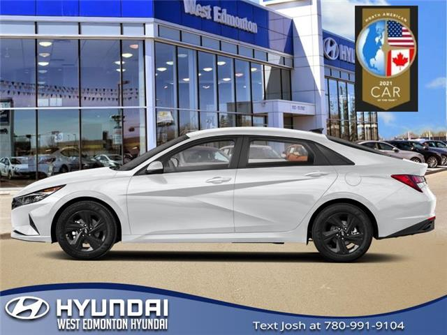 2021 Hyundai Elantra Preferred w/Sun & Tech Pkg (Stk: EL12118) in Edmonton - Image 1 of 1