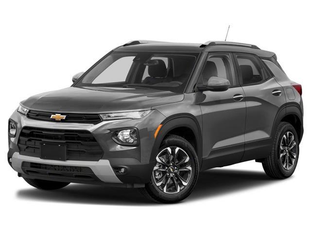 2021 Chevrolet TrailBlazer LT (Stk: 21-302) in Shawinigan - Image 1 of 9