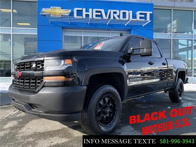 2016 Chevrolet Silverado 1500  (Stk: X8395A) in Ste-Marie - Image 1 of 29