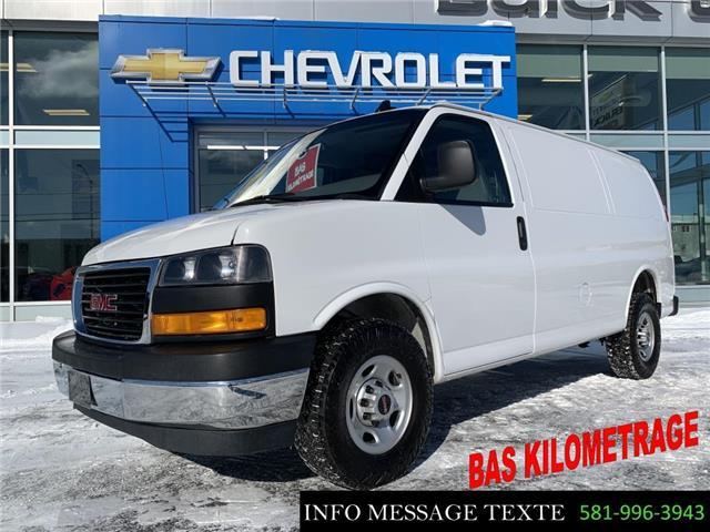 2018 GMC Savana 2500 Work Van (Stk: X8410) in Ste-Marie - Image 1 of 27